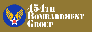 454th Bombardment Group Website Logo